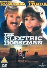 THE ELECTRIC HORSEMAN ROBERT REDFORD JANE FONDA WILLIE NELSON UNIVERSAL DVD NEW