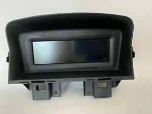 2011-15 Chevrolet Cruze Center Dash Information Display Screen Monitor(12783136)