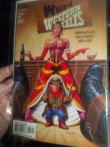 Weird western tales #3 Vertigo/Dc