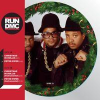 "RUN DMC - Christmas In Hollis (BLACK FRIDAY NEW 12"" VINYL PICTURE DISC)"