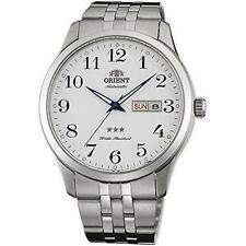 Orient Stainless Steel Band Mechanical (Automatic) Watches