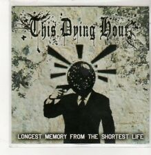 (BK520) This Dying Hour, Longest Memory From The- DJ CD