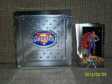 SkyBox Superman Man of Steel Premium Edition set