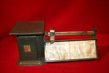 Vintage Triner Air Mail Accuracy Scale - Triner Scale & Mfg Co Chicago Illinois