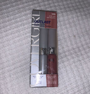 Covergirl Outlast All-day Lipcolor w/moisturizing Topcoat 599 ADOBE SAND