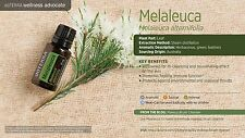 doTerra Melaleuca (Tea Tree) Essential Oil 15ml NEW SEALED from my collection