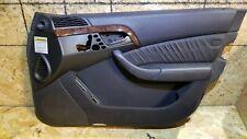 2002-2006 MERCEDES-BENZ W220 S55 AMG DOOR PANEL TRIM FRONT RIGHT PASSENGER OEM
