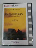 THE STRAIGHT STORY DAVID LYNCH UNA HISTORIA VERDADERA DVD SLIM NEW NUEVA