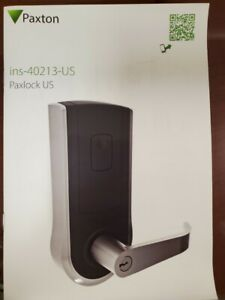 Net2 Paxlock 921-131-US Electronic Lockset