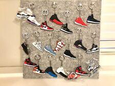 Air Jordan Sneakers Keychain 2D Lot - Less than $3 each.