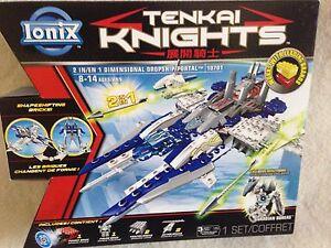 Tenkai Knights Ionix Dimensional Drop Ship Portal 10701 Spin Master NEW