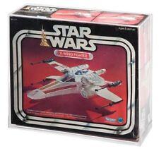 Acrylic Display Case - Boxed Vintage Star Wars X-Wing (GW Acrylic AVC-005)