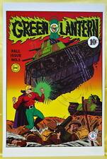 GREEN LANTERN 5 COVER PRINT Alan Scott