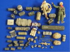Verlinden 1/35 VP 2722 M1 et M 151 Accessoires et 2 Soldats