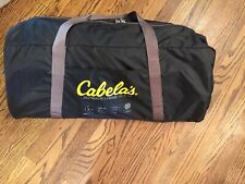 Cabela's Outback Lodge 8-Person 12x12 Tent