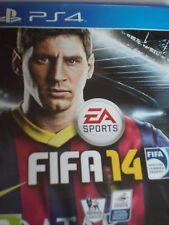 FIFA 14 (Sony PlayStation 4, 2013) great game, hours of fun