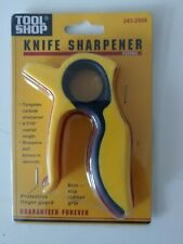 Tool Shop knife sharpener, Nip