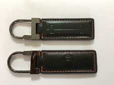 New Crossfit Black Leather Key Chain Ring Christmas Xmas Stocking Stuffer Gift