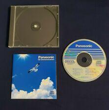 Panasonic Digital CD Demonstration (HAN-CDVOL12)~RARE~TESTED~US SELLER