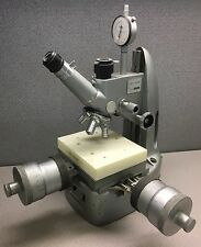 McBain Instruments Unitron TMS-6578 Microscope with 3 lenses (Up to 40x)