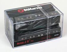 DiMarzio DP552 Area J Jazz 5-String Bass Neck/Bridge Pickup Set - NEW/Open Box