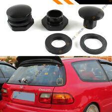For 92-95 Honda Civic EG6 Hatchback Rear Window Glass Strut Hardware Repair Kit