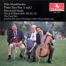 The Yuval Trio - Mendelssohn: Piano Trios Nos. 1 and 2; Joseph Haydn: Trio in...