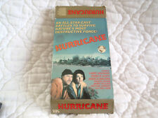 HURRICANE VHS BIG BOX LARRY HAGMAN PATRICK DUFFY MICHAEL LEARNED MARTIN MILNER