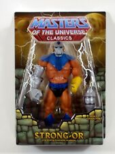 *Damaged Package* Masters of the Universe Classics Strong-Or Evil Warrior Motu