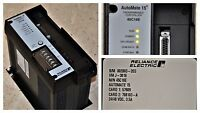 RELIANCE ELECTRIC AUTOMATE 15 PROGRAMMABLE CONTROLLER 45C16E CLEAN