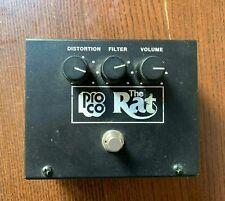 ProCo Rat Vintage Distortion Pedal 1991