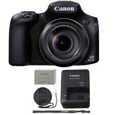 Canon PowerShot SX60 HS 16.1MP 65x Optical Zoom Wifi / NFC Digital Camera Black