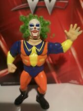 New listingWwf Wwe hasbro wrestling action figures custom Doink the Clown prototype test wc