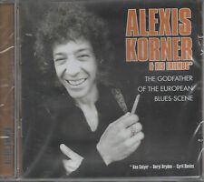 Alexis Korner & His Friends The Godfather Of The European Blues Scene CD NEU