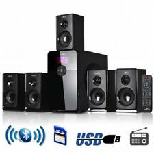 beFree*Bluetooth SURROUND SOUND*Home Theater SPEAKER SYSTEM*with USB/SD/FM Radio