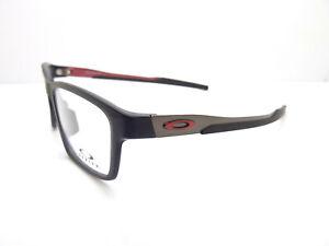 Oakley Metalink - Satin Grey Smoke - OX8153-0553,Spectacles,GLASSES,FRAMES