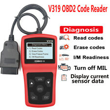 Car OBD2 Scanner Automotive Diagnostic Tool Engine Fault Code Reader