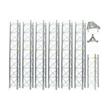 ROHN 55G Tower 60' ft Self Supporting Tower 55SS060 Freestanding ROHN 55G Tower