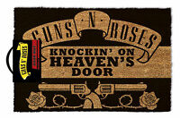 Guns N Roses - Fußmatte, Größe: 60 x 40 cm, Material Kokosfaser/PVC, Türmatte