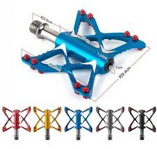 PROMEND Aluminum MTB Mountain Road Bike 3 Bearings Pedals butterfly flat Pedal