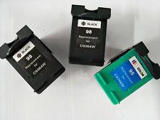 3 INK to HP 98 95 CARTRIDGE 6310 2710 8050 5940 PRINTER