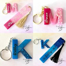 More details for resin bookmark and keyring giftset • personalised • gift for reader • birthday •
