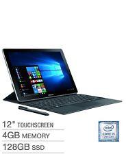 "Samsung Galaxy Book 12"" Laptop~BRAND NEW~Intel Core i5~2160x1440 ~SM-W720NZKBXAR"