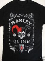 Harley Quinn Batman Ouija Board Dc Comics T-Shirt