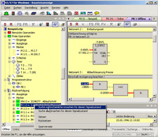 IBHSoftec S5/S7 for PLC Siemens Software