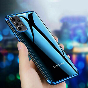 Schutz Hülle für Samsung A12 A42 A22 A32 A52 A52s A72 Handy Bumper Case Cover