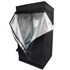 "24""x 24""x48"" 100% Reflective Mylar Hydroponics Grow Tent Garden Non Toxic Room"