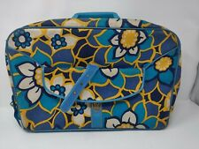 Vintage Japanese Flower Suitcase Made In Japan See Pictures