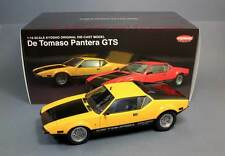 Kyosho 08852Y De Tomasso Pantera GTS Yellow 1:18 Scale Diecast