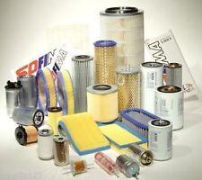 FOR FIAT STILO 1.9 JTD 04/03-> DIESEL SERVICE KIT OIL AIR FUEL FILTER